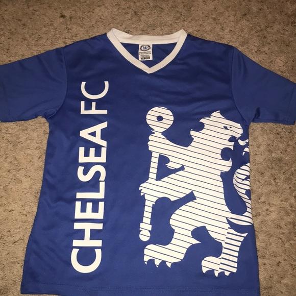 best website 2dcfc 2a44f Chelsea Soccer shirt
